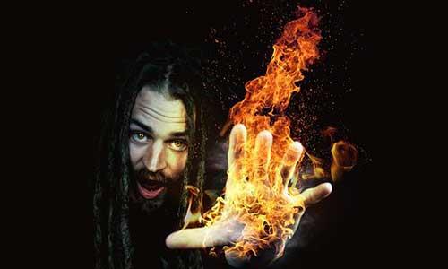 fuoco Mago