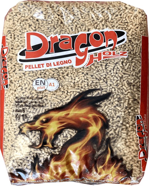 Ingrosso pellet Umbria DRAGON FIRE