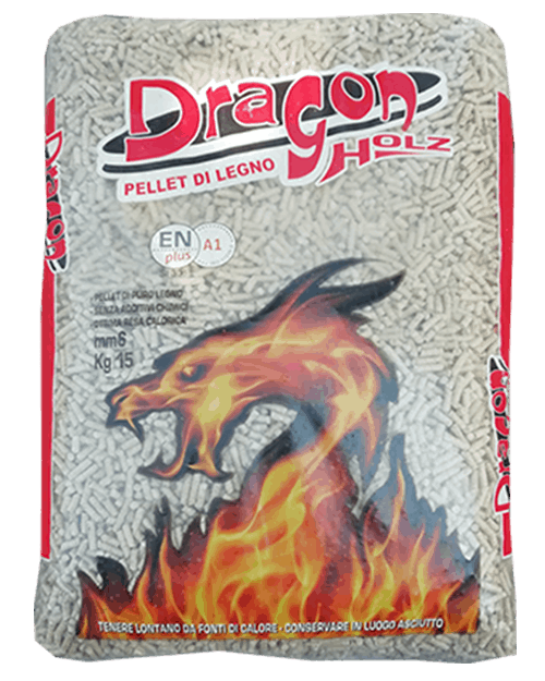 pellet Dragon holz