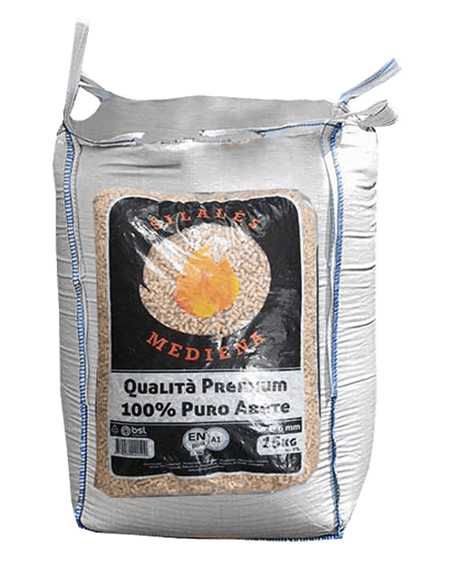 pellet Silales big bag